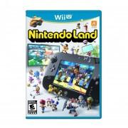 WII U Juego Nintendoland Compatible Con Wii U