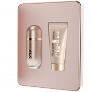 ESTUCHE 212 VIP ROSE 80ML + BODY LOTION 100ML