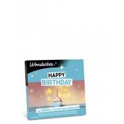 Wonderbox Coffret cadeau Happy Birthday - Wonderbox