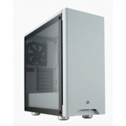 Carcasa Pc Corsair Carbide Series 275r Atx Mid-Tower, Tempered Glass, Alb
