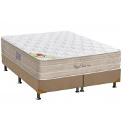 Conjunto Box-ColchãoOrthocrin Royal+Cama - Queen 158