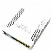 MikroTik 5-port Gigabit smart switch with SFP cage MIK-RB260GSP