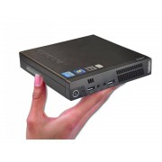 Lenovo M72e Tiny Intel Core i3 2120T 2.6 GHz. · 4 Gb. DDR3 RAM · 320 Gb. SATA · COA Windows 7 Professional