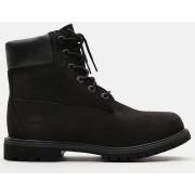 Timberland 6 Inch Premium Ladies Boots Black 39