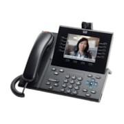 Cisco Handset - Charcoal