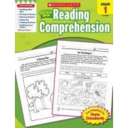 Scholastic Success with Reading Comprehension Grades 1