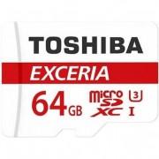 Card de memorie toshiba MicroSD 64GB (THN-M302R0640EA)