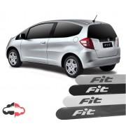 Friso Lateral Personalizado Honda Fit