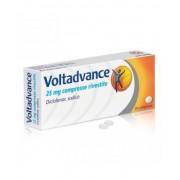 Glaxosmithkline C.Health.Spa Novartis Voltadvance 20 Compresse Rivestite Da 25mg