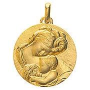 Monnaie de Paris - Médaille Madone du Caravage