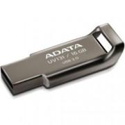 16GB USB Flash Drive, A-Data DashDrive UV131, USB 3.0, сива