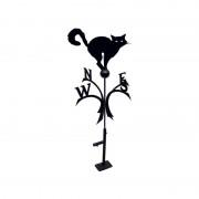 Svens Girouette Chat grand modèle sur roulements à billes + support Universel