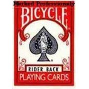 Marked Cards Bicycle Two Way