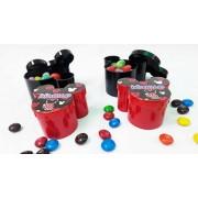 Caixinha formato Mickey ou Minnie