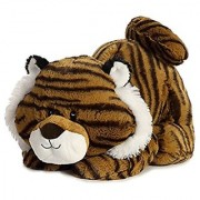 Aurora World Tushies Animals Growler Tiger Plush