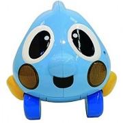 Little Tikes Lil Ocean Explorers - Push n Glow Fish- Blue