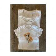 LA RATAPLANERIA T-Shirt Bull Dog Baby
