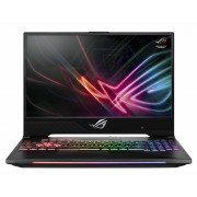 "Laptop Asus ROG GL504GS-ES058R, 15.6"" FHD, Intel Core I7-8750H, nVidia GeForce GTX1070 8GB GDDR5, RAM 32GB DDR4, SSD 256GB + HDD 1TB, Windows 10 Professional"
