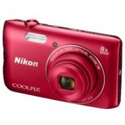 Digital Camera Coolpix A300 Red