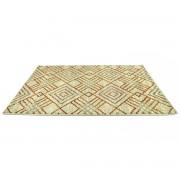 Covor Decorino, Modern & Geometric, polipropilena, C-030602, 67x120 cm, Bej