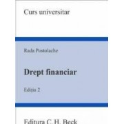 Drept financiar ed.2 - Rada Postolache
