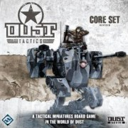 Board game Dust Tactics: Core Set Revised