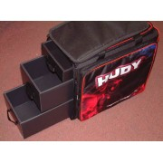 Hudy 199100 1/10th Hauler Bag Version 3 (3 drawers)