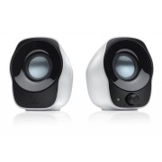 Logitech 980-000514 Z120 Black & White Usb 2.0 Speaker