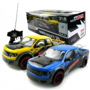 RC Távirányítós autó Drift furgon 5 funkiós 27 MHz 1:10 2WD - UJ40