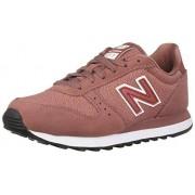 New Balance Women's 311v1 Lifestyle Shoe Sneaker, dark oxide/white, 5 W US
