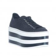 FORMENTINI Sneakers con para regolare nere