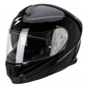 Scorpion EXO Klapphelm, Motorradhelm, Vollvisierhelm Scorpion EXO 920 schwarz M schwarz