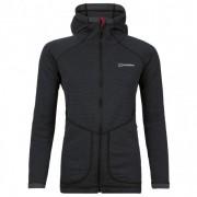 Berghaus - Women's Redonda Hooded Fleece Jacket - Veste polaire taille 16, noir