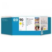 HP DesignJet 90 cartouche d'encre jaune, 400 ml