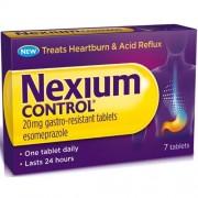 Pfizer Italia Srl Nexium Control 20 Mg - Compressa Gastroresistente - Uso Orale - Blister (Alu) - 7 Compresse