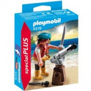 Фигурка Плеймобил 5378 Пират с оръдие, Playmobil, 2900057