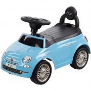 Masinuta fara pedale Fiat 500 Sun Baby, suporta maxim 25 kg, 12 luni+, albastru