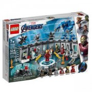 Конструктор Лего Супер Хироу - Железния човек, LEGO Marvel Super Heroes, 76125