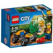 Set de constructie LEGO City Automobil de Jungla