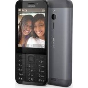 Telefon Mobil Nokia 230 Dual SIM Dark Silver