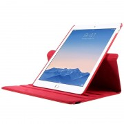 iPad Pro 12.9 Multi Practical Rotary Case - Red