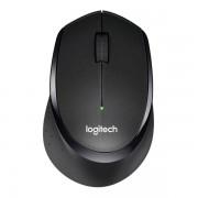 Miš Logitech M330 Silent Plus, optički , crni