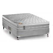 Colchão Castor de Molas Pocket Premium Gel Euro Pillow - Colchão King Size - 1,93x2,03x0,32 - Sem Cama Box