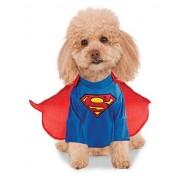 Rubie's DC Comics Pet Costume, Medium, Superman