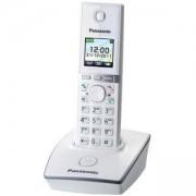 Безжичен DECT телефон Panasonic KX-TG8051, Бял, 1015089_1
