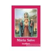 Mária szíve imafüzet