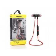 Słuchawki sportowe bezprzewodowe Awei A920BLCzerwone - Czerwony