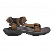 Teva Terra Fi Lite Leather M UK 11, hnědá Pánské sandále Teva