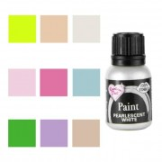 Pastkolor Pintura comestible perlada de 25 ml - Rainbow Dust - Color Lila