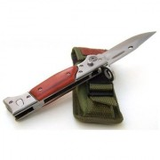 Knife with safety Lock High Quality for Tracking hiking camping pocket knife